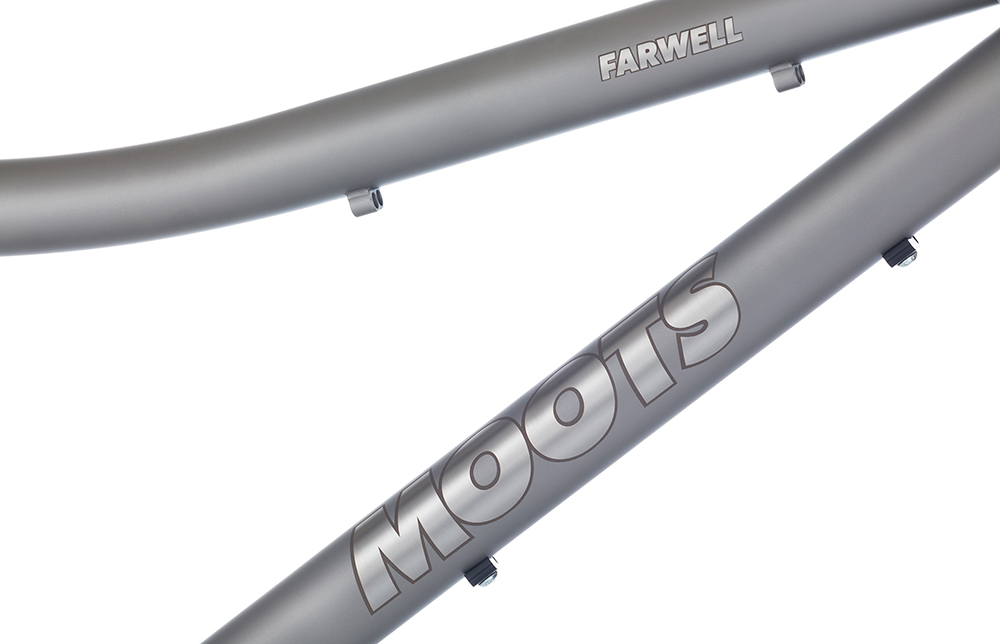 DOWNTUBE AND MODEL NAME