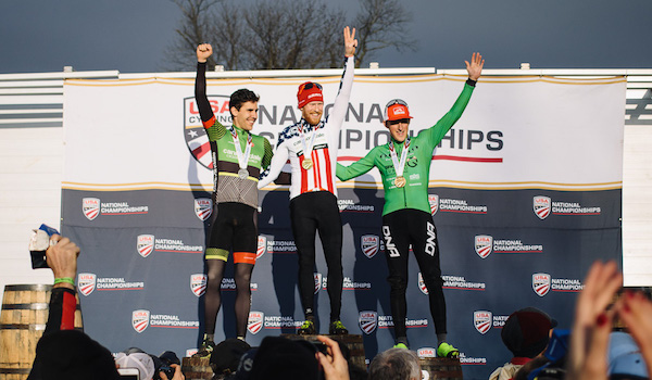 Psychlo X RSL Elite CX Podium