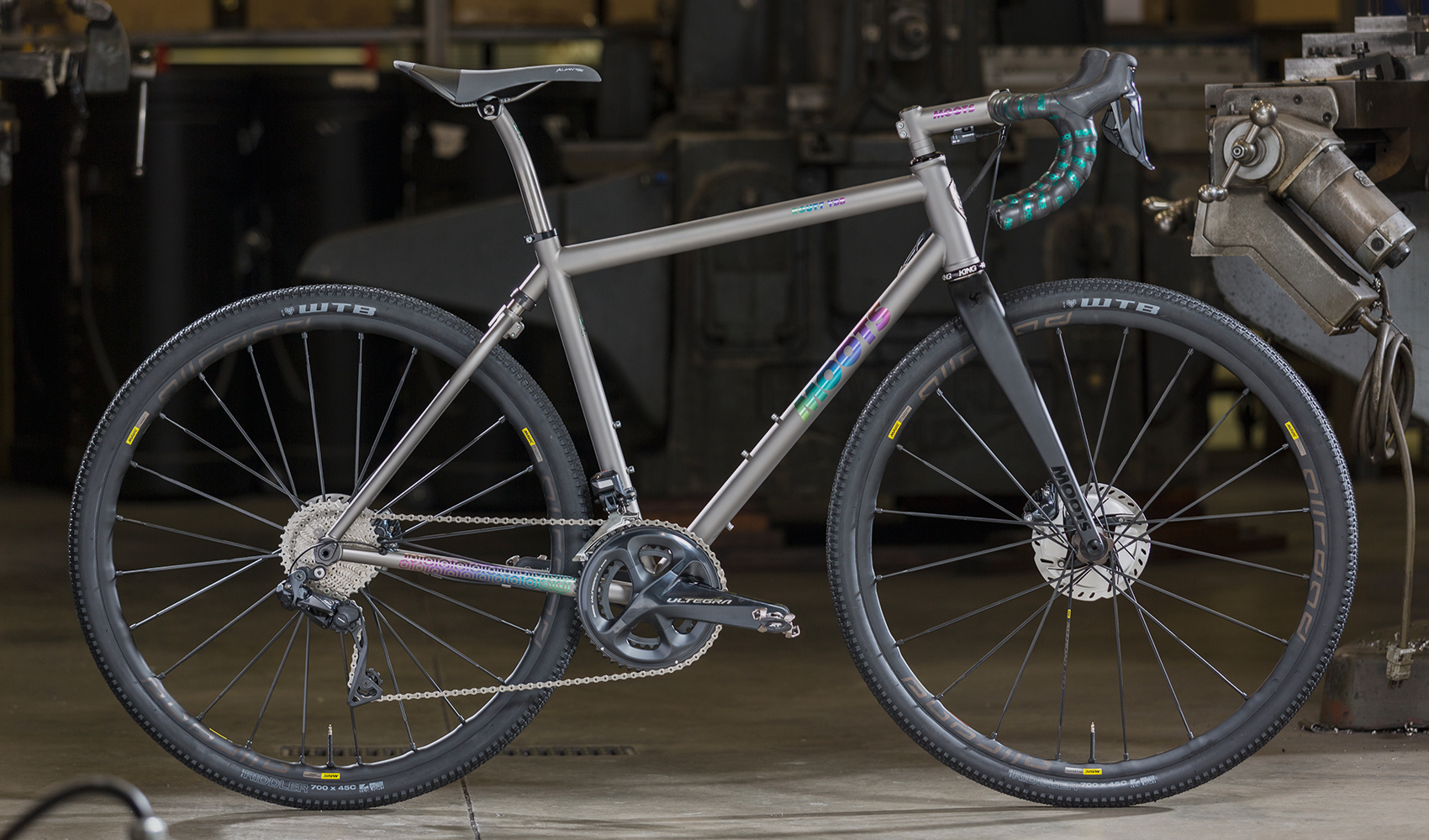 Routt YBB gravel bike introduced