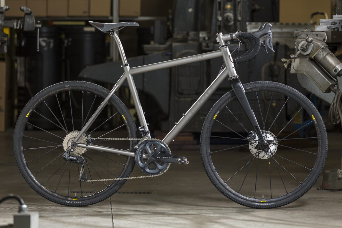 gravel bike, gravel riding, mixed surfaces, allroad-Moots