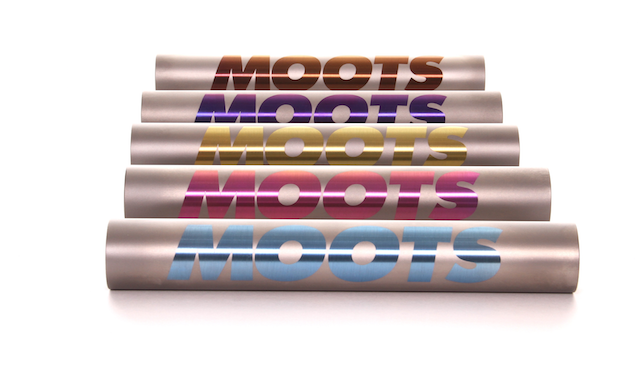 Premium finishes by Moots