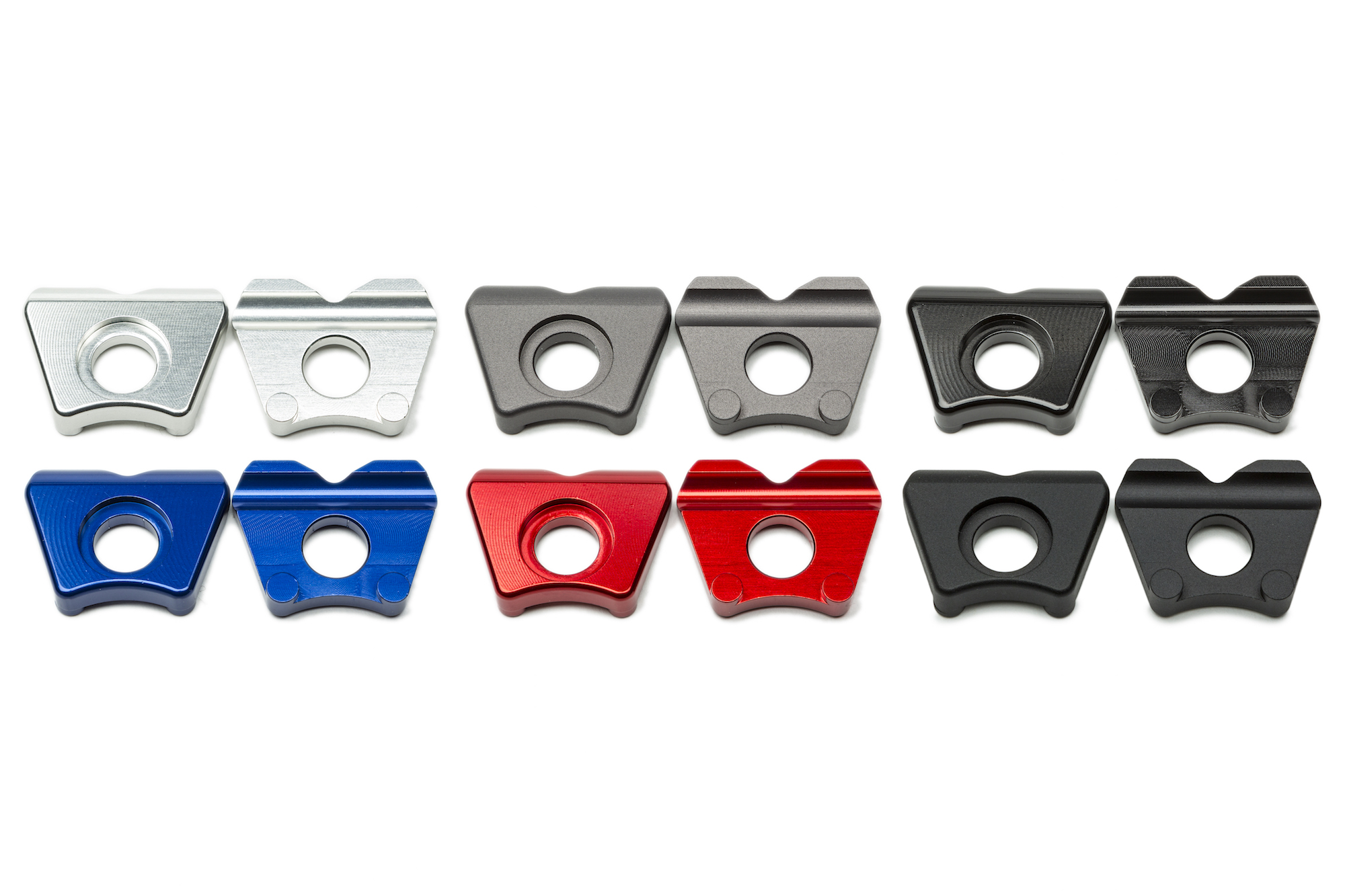 Anodized Parts Packages
