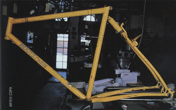YBB Suspension Frame Released